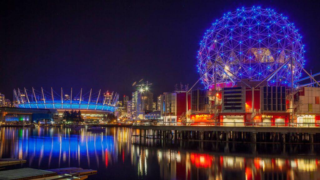 Vancouver au Canada ?