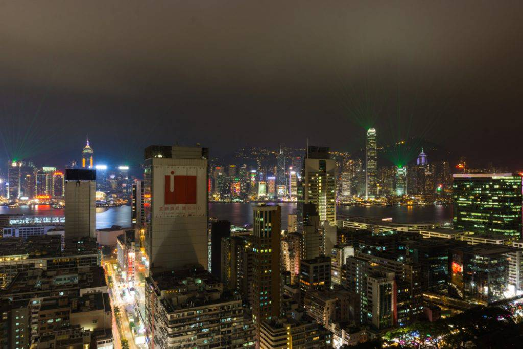 Quand partir à Hong Kong
