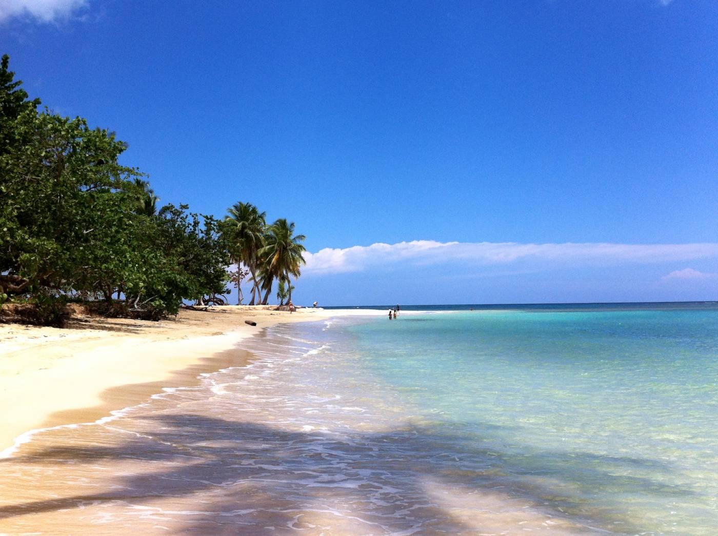 Tourisme en Amérique - Plage des Caraïbes