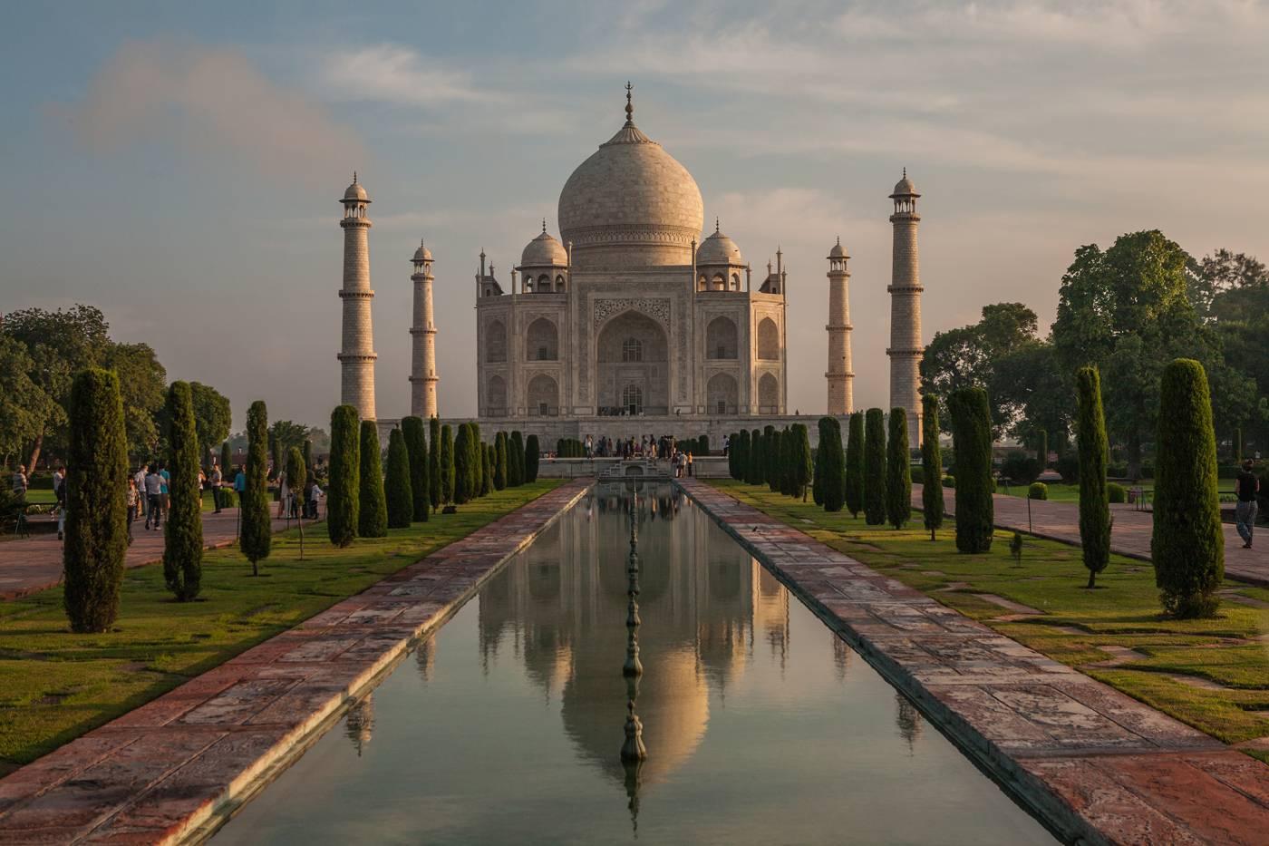 Tourisme en Asie - Taj Mahal