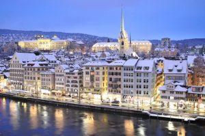 Tourisme en Europe - Zurich en Suisse