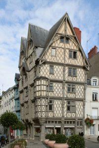 Maison d'Adam à Angers