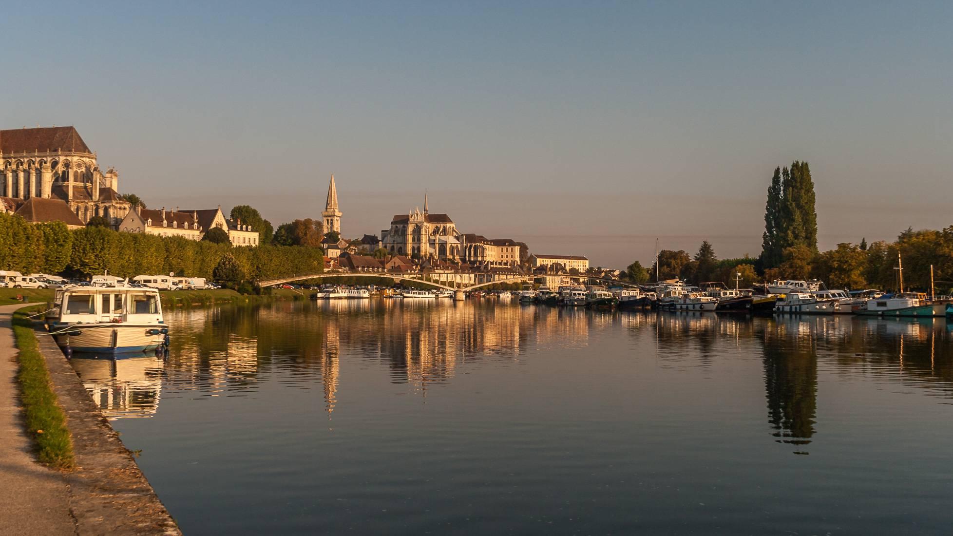 Visiter Auxerre - l'Yonne