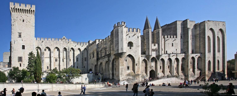 Visiter Avignon - Palais des Papes