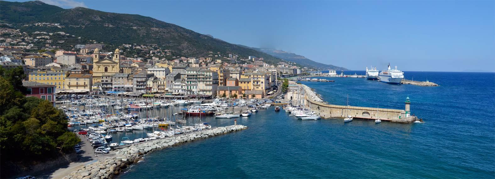 Visiter bastia pourquoi visiter bastia en haute corse - Vieux port bastia ...