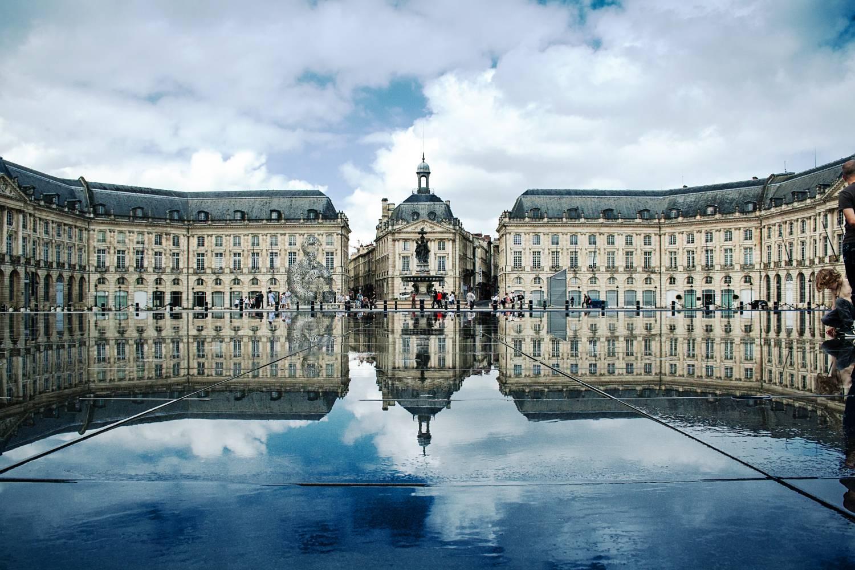 Visiter Bordeaux - Place de la Bourse