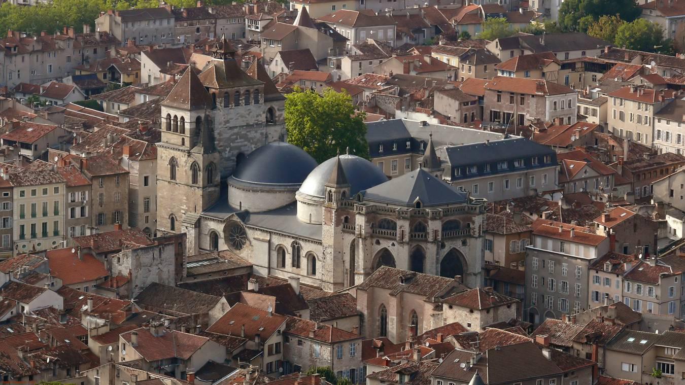 Visiter Cahors - Cathédrale Saint-Étienne