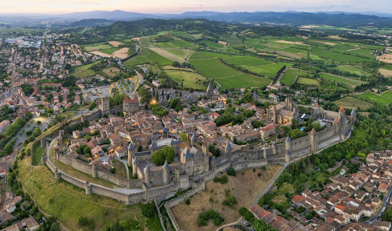 Visiter Carcassonne - Cité Médiévale