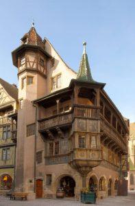 Visiter Colmar - Maison Pfister