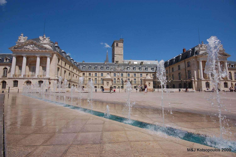 Visiter Dijon : Palais des Ducs de Bourgogne