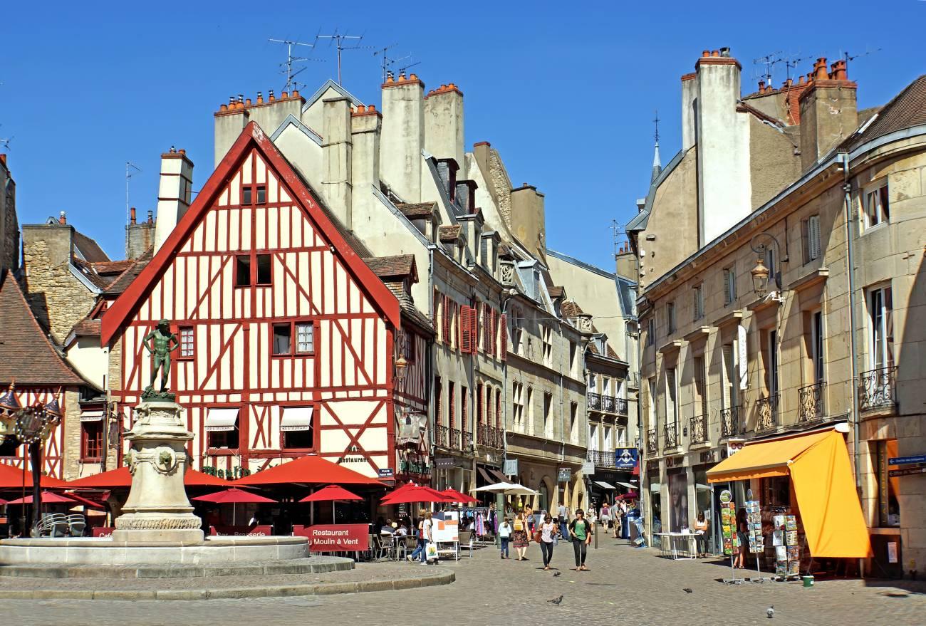 Visiter Dijon - Vieille ville