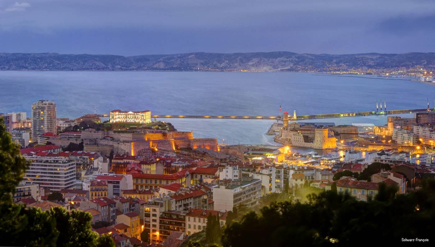 Visiter Marseille et le vieux port