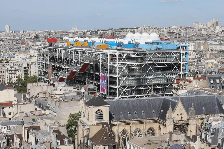 Visiter Paris - Musée Centre Georges Pompidou