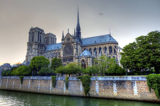 Visiter Paris - Cathédral Notre Dame