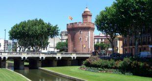 Visiter Perpignan - Le Castillet