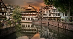 Visiter Strasbourg - Canal à Strasbourg