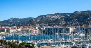 Visiter Toulon - Le port