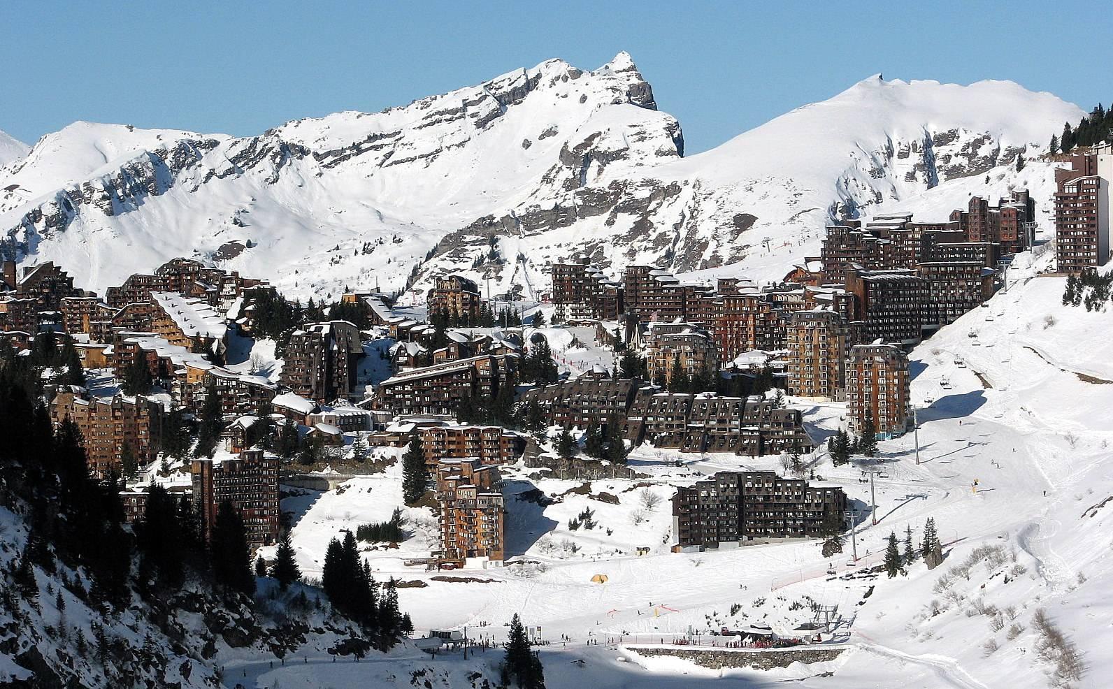 Avoriaz parmi les meilleures stations de ski familiales