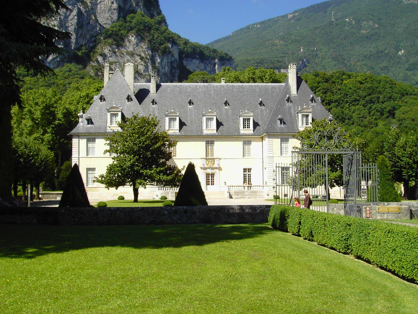 Châteur de la Sassenage à Grenoble