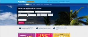 Ebookers | Site de voyage en ligne