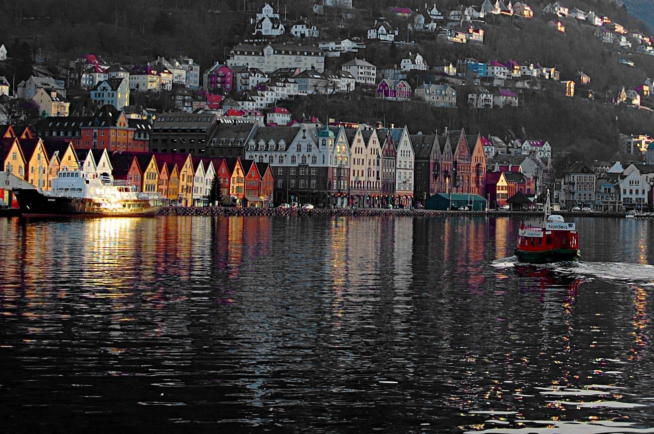 Faire une croisière en Norvège - Europe