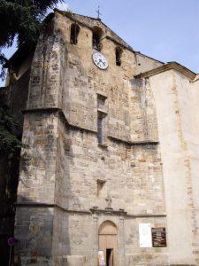 Foix - L'abbatiale