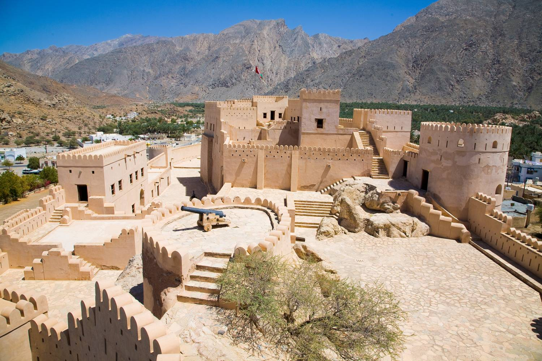 Forteresses du Sultanat d'Oman - Fort Nakhal