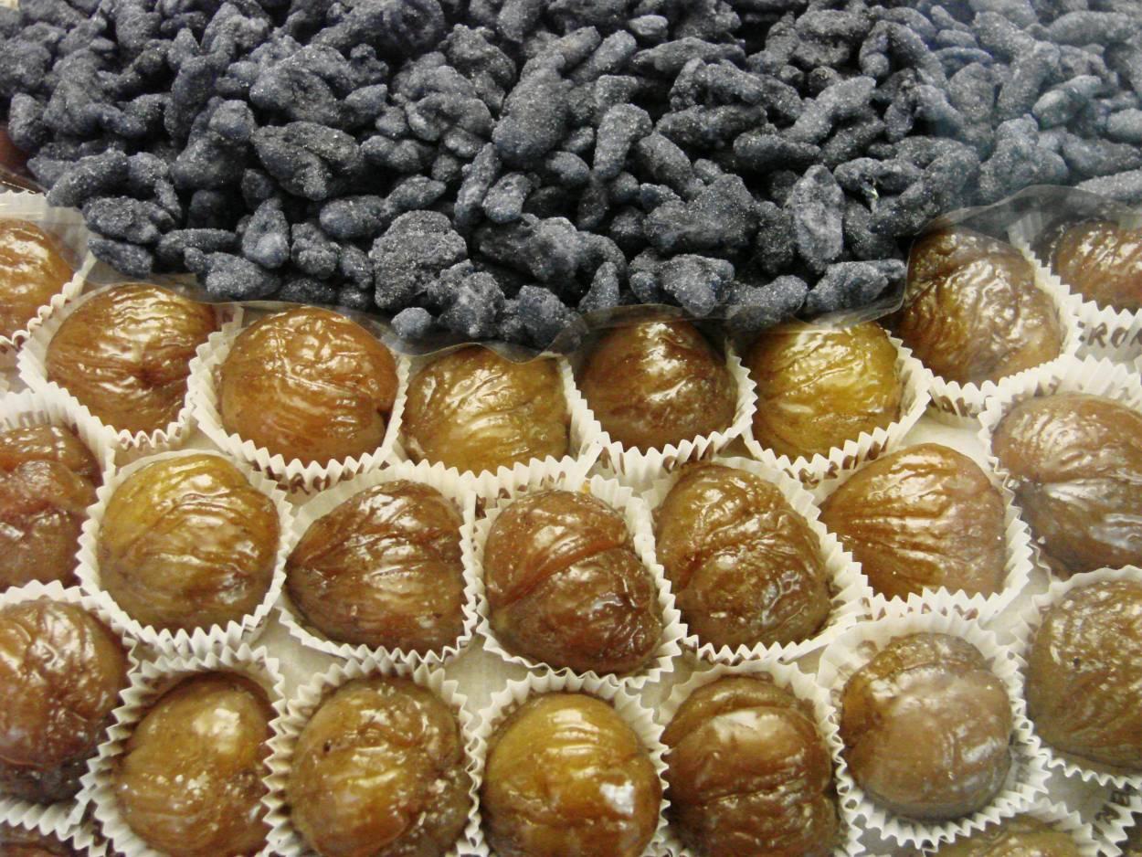 Gastronomie à Privas - Spécialité des marrons glacés