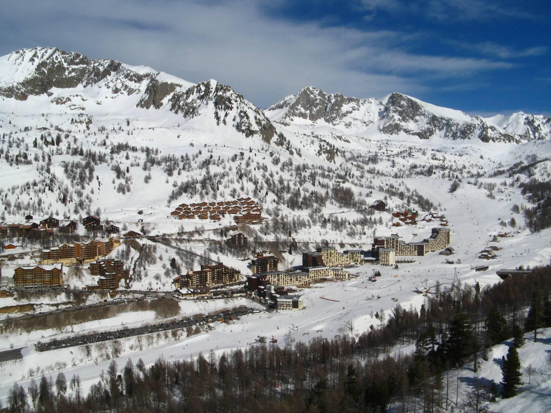 Isola 2000 - Station de ski familiale