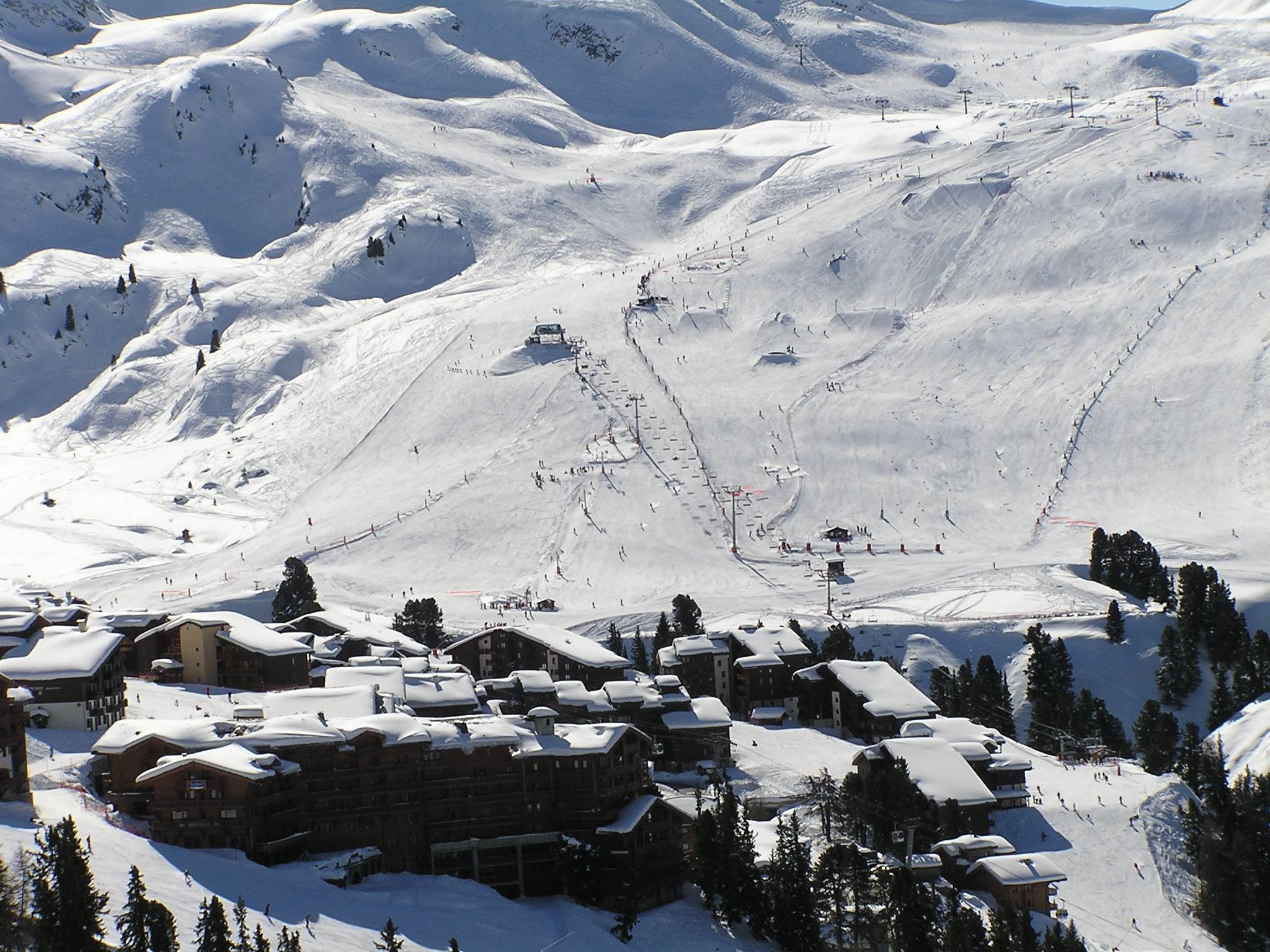 La Plagne - Station de ski