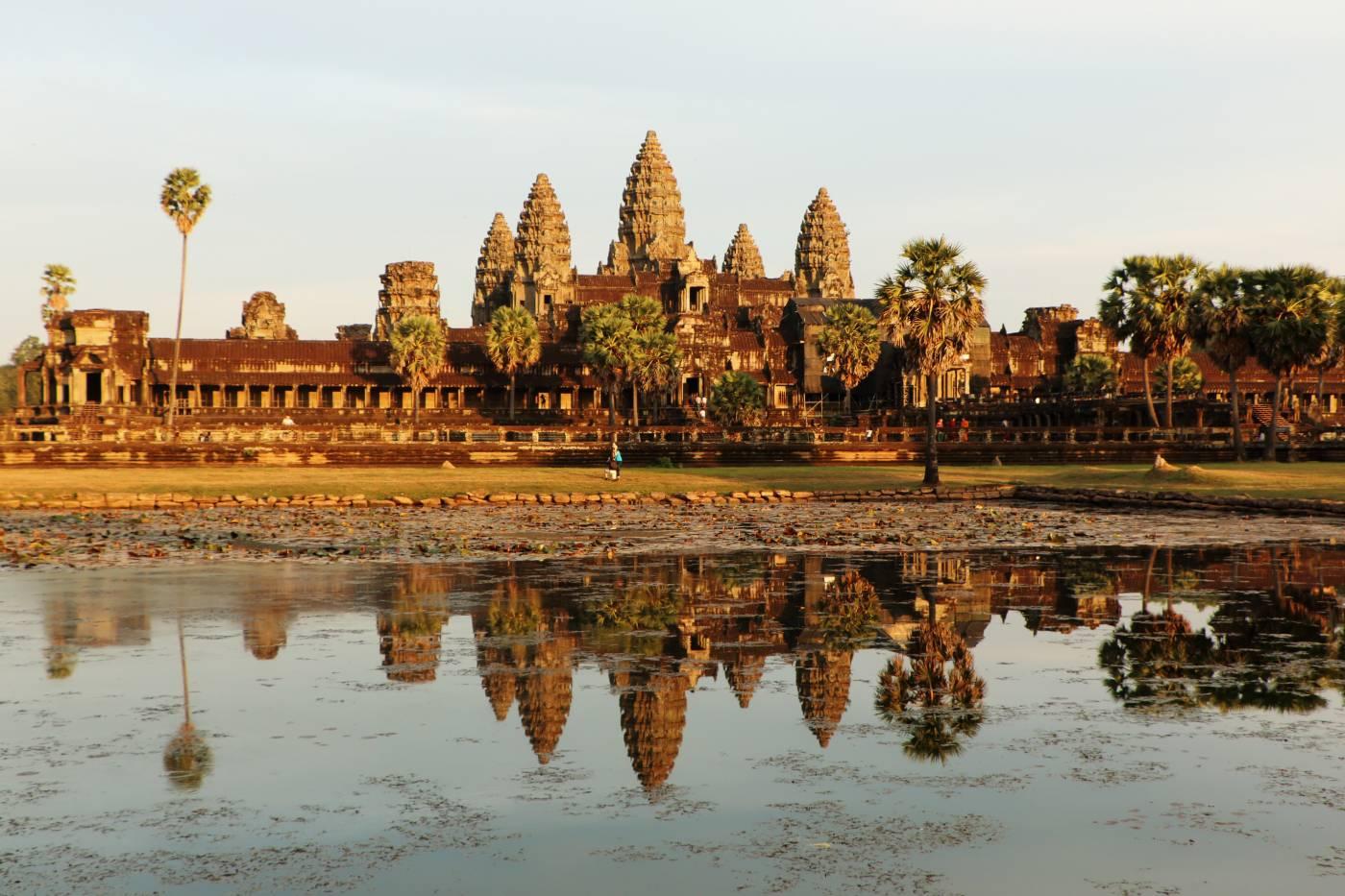 Lune de miel au Cambodge