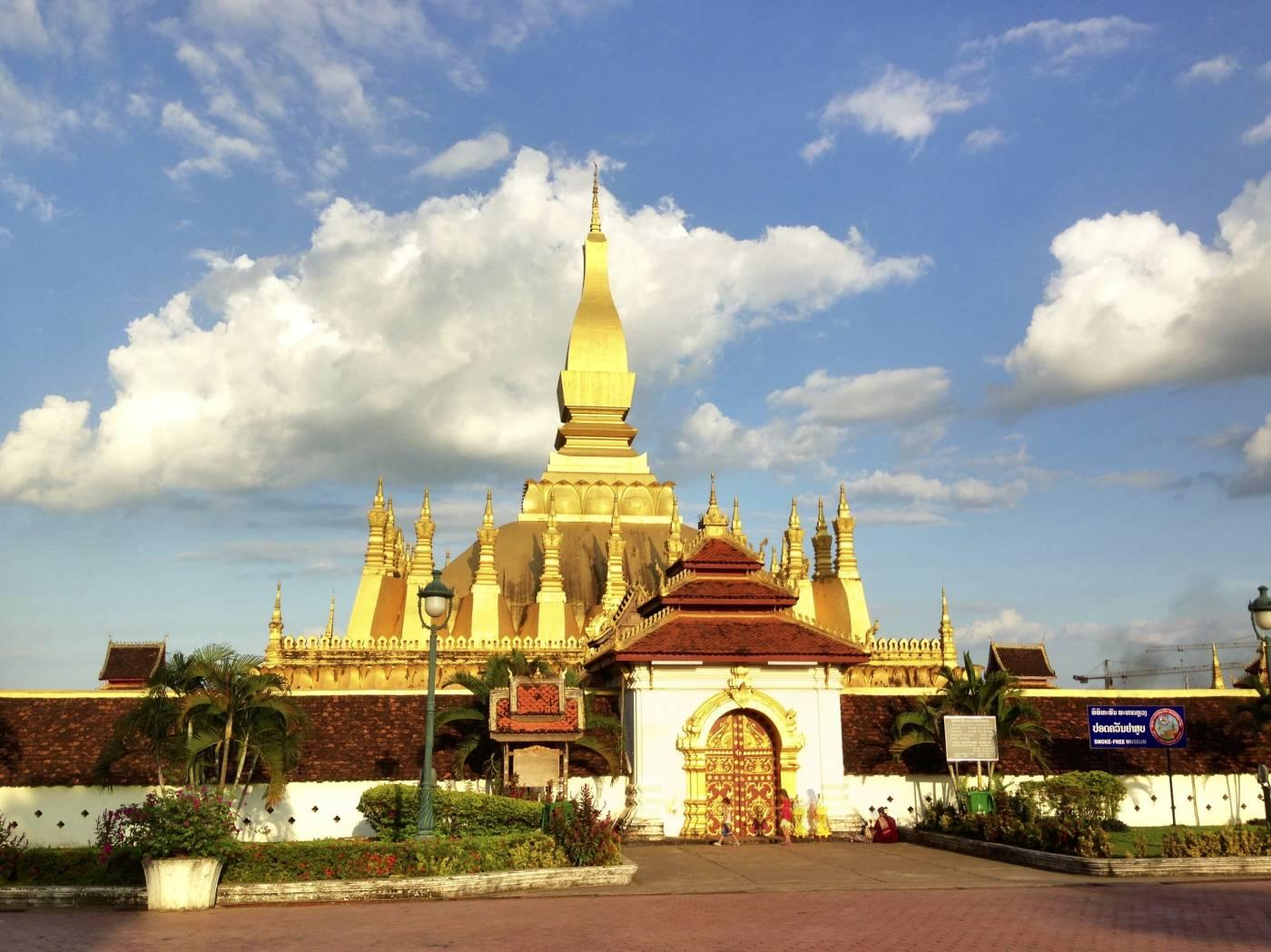 Lune de miel au Laos en Asie
