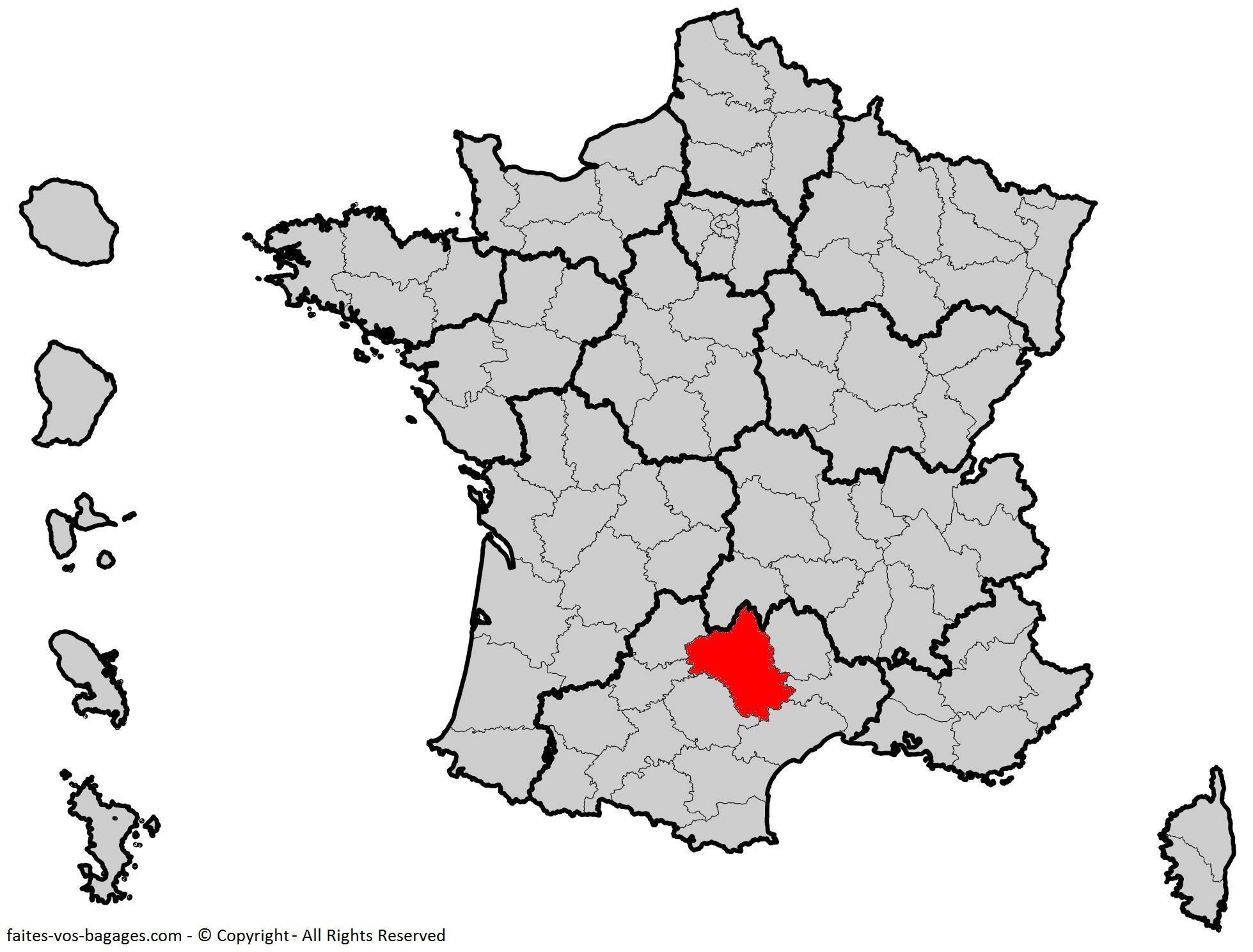 aveyron departement