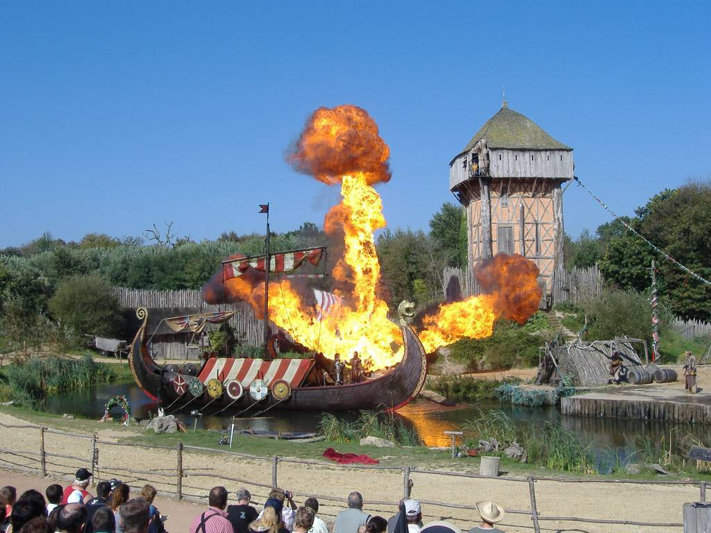 Parc d'attractions du Puy du Fou