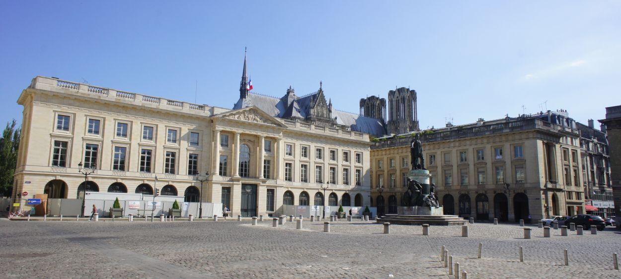 Place Royale de Reims