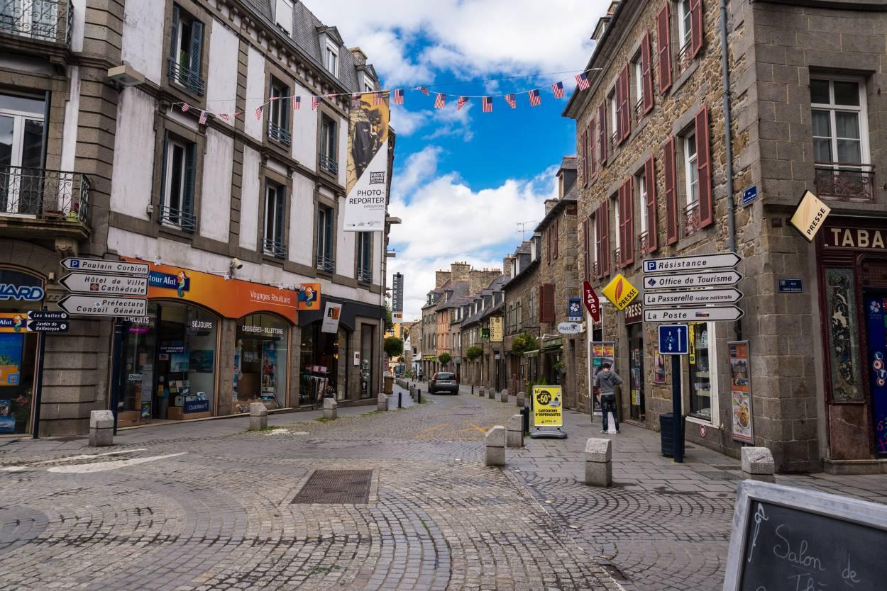 Rue de Saint-Brieuc