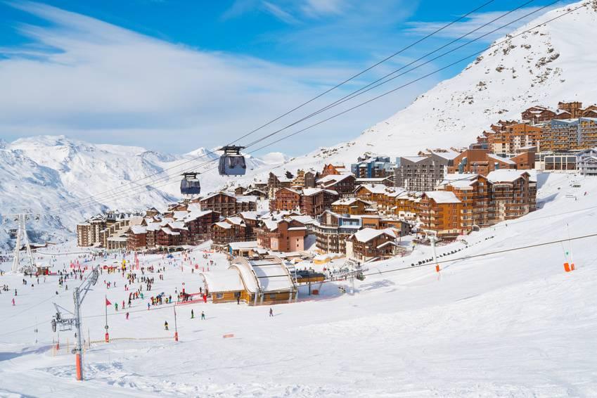 Tourisme et vacances à la neige