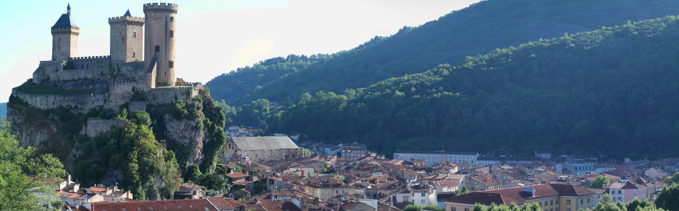 Visiter Foix et son Château