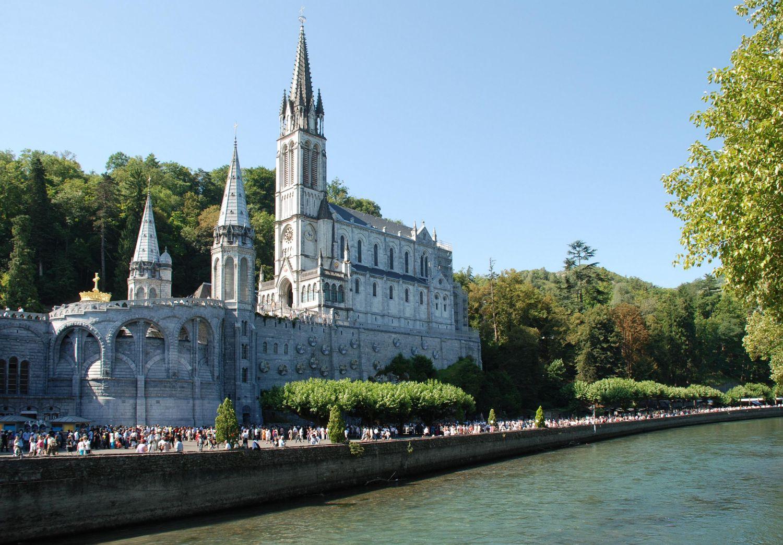 Visiter Lourdes - Basilique Notre Dame du Rosaire