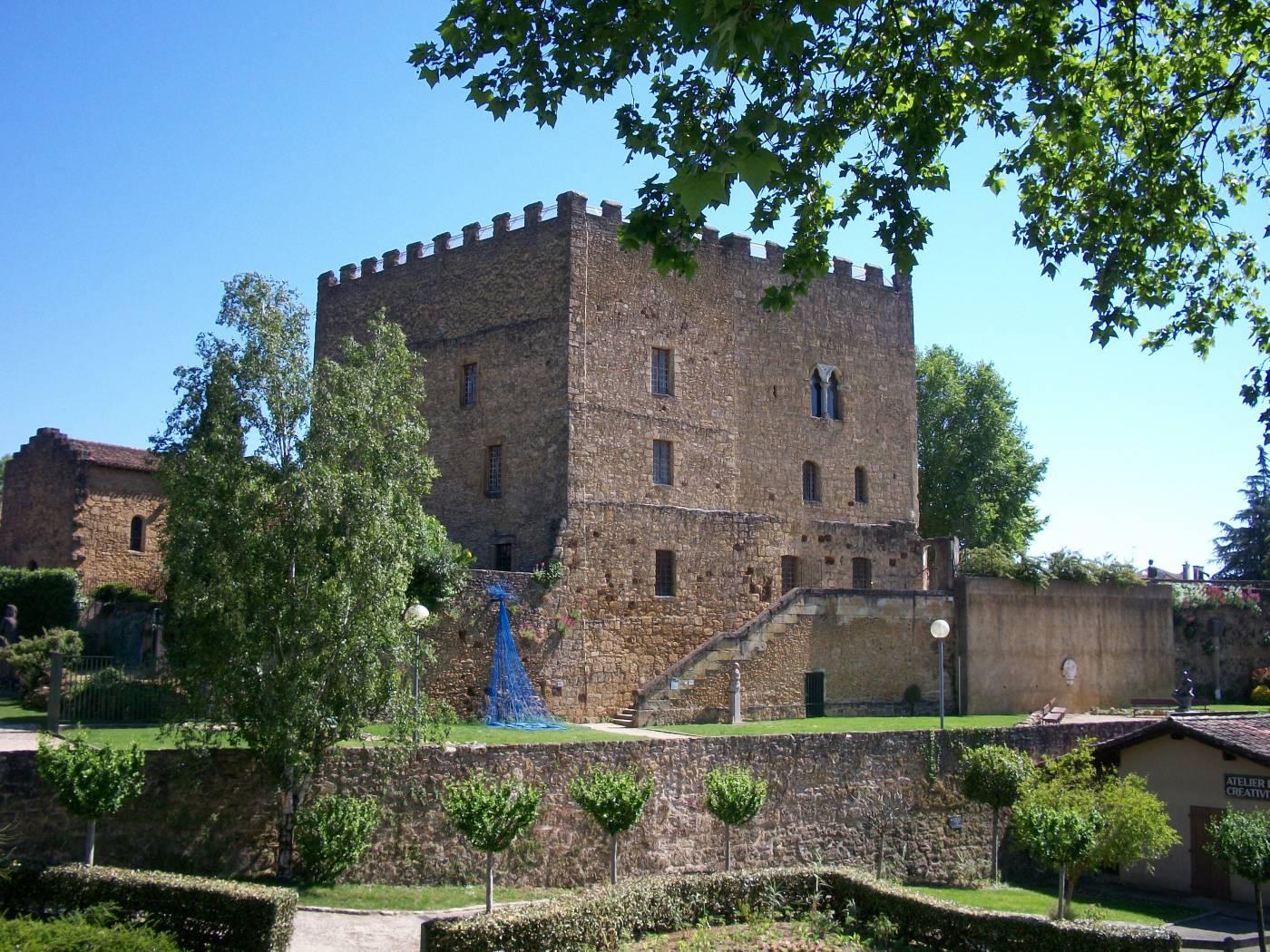 Visiter Mont-de-marsan et le donjon Lacataye