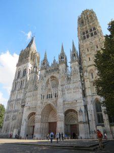 Visiter Rouen et sa Cathédrale Notre-Dame de Rouen