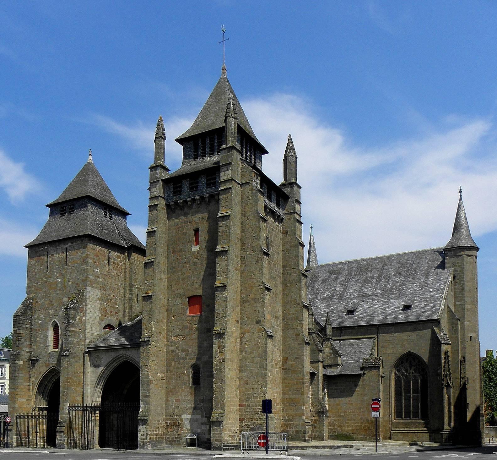 Visiter Saint-Brieuc et sa Cathédrale Saint-Etienne