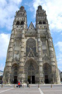 Visiter Tours - Cathédrale Saint-Gatien