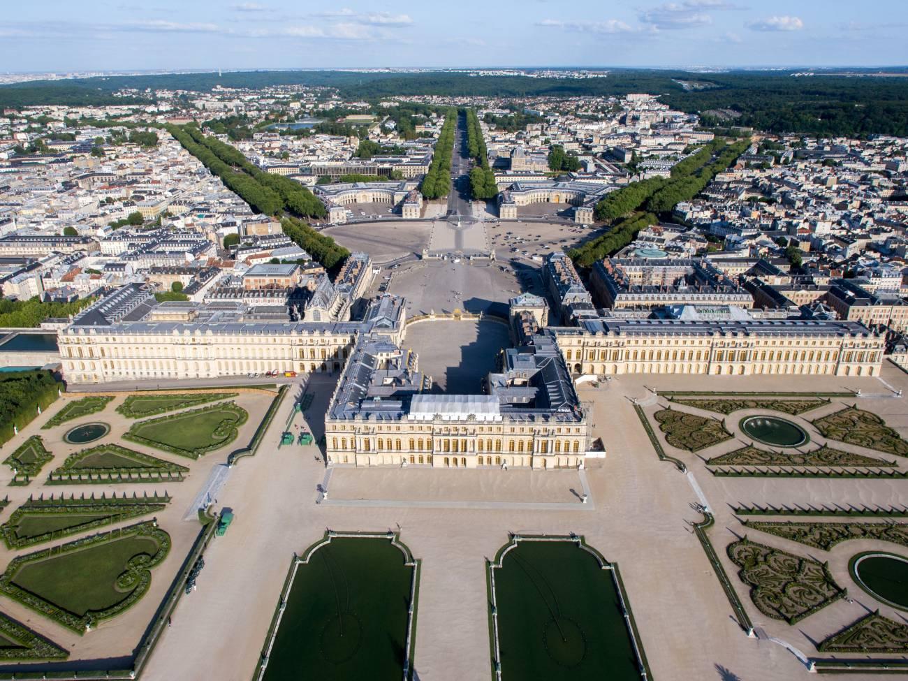 Domaine de Versailles - Musées en Île-de-France