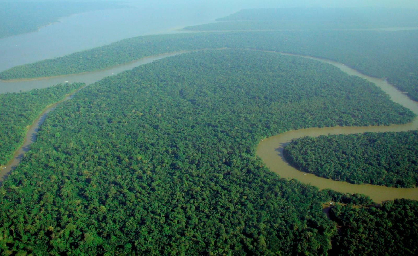 Amazone - Rio Solimões
