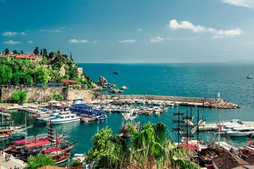 Antalya en Turquie