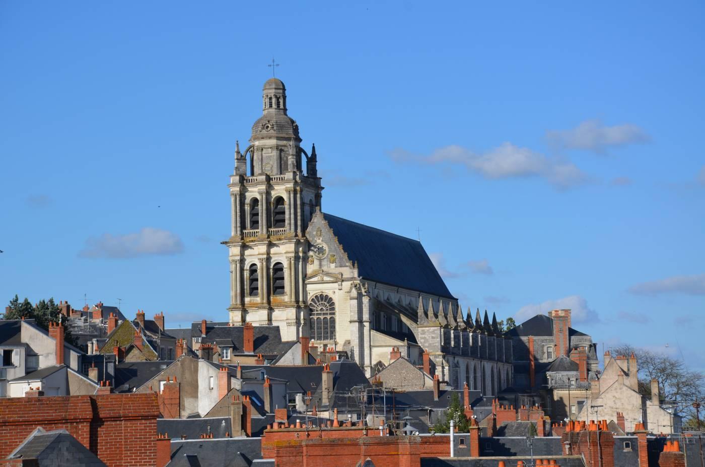 Cathédrale Saint-Louis à Blois