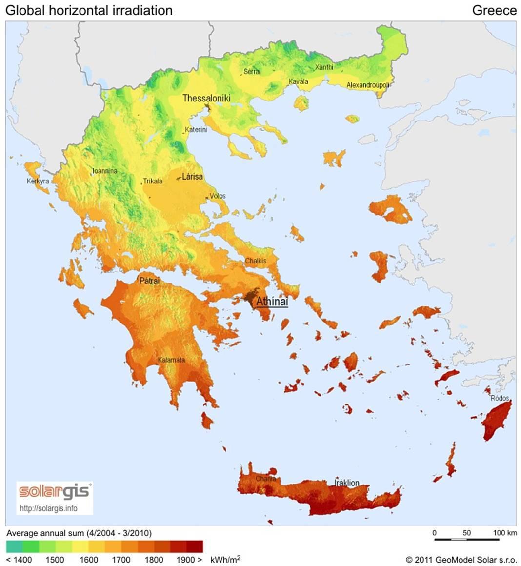 Site Map Creation: Découvrir La Grèce à Travers Des Cartes