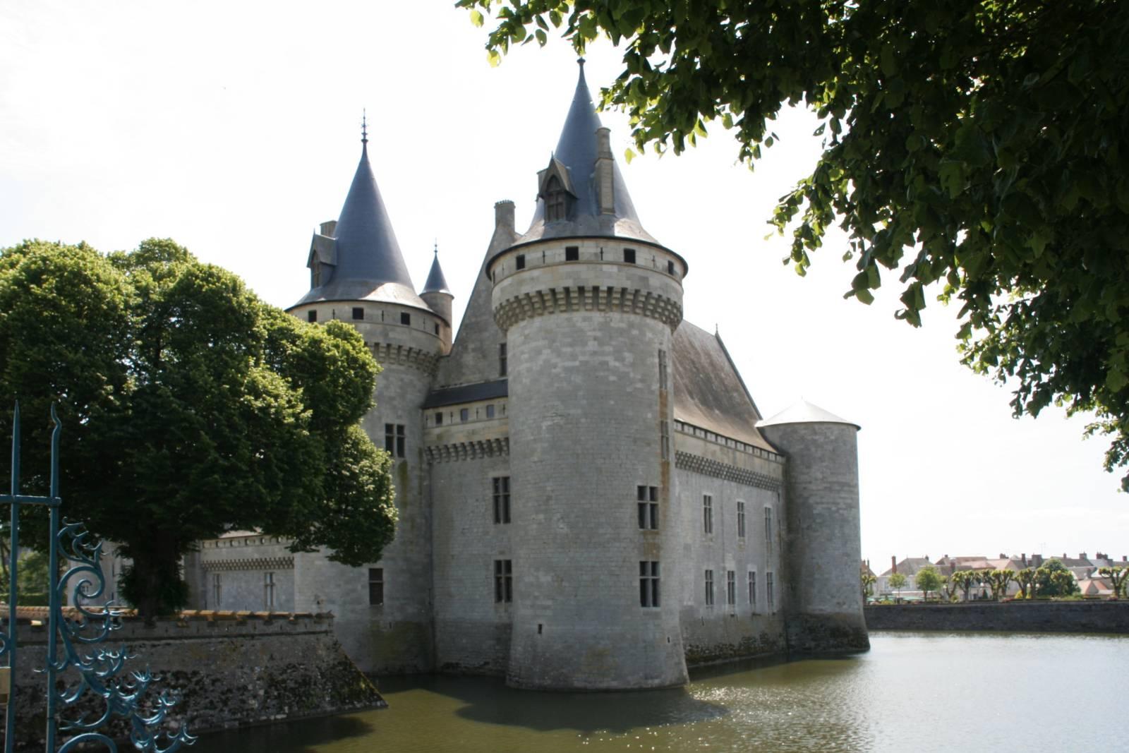 Château de Sully-sur-Loire - A découvrir sur la Loire