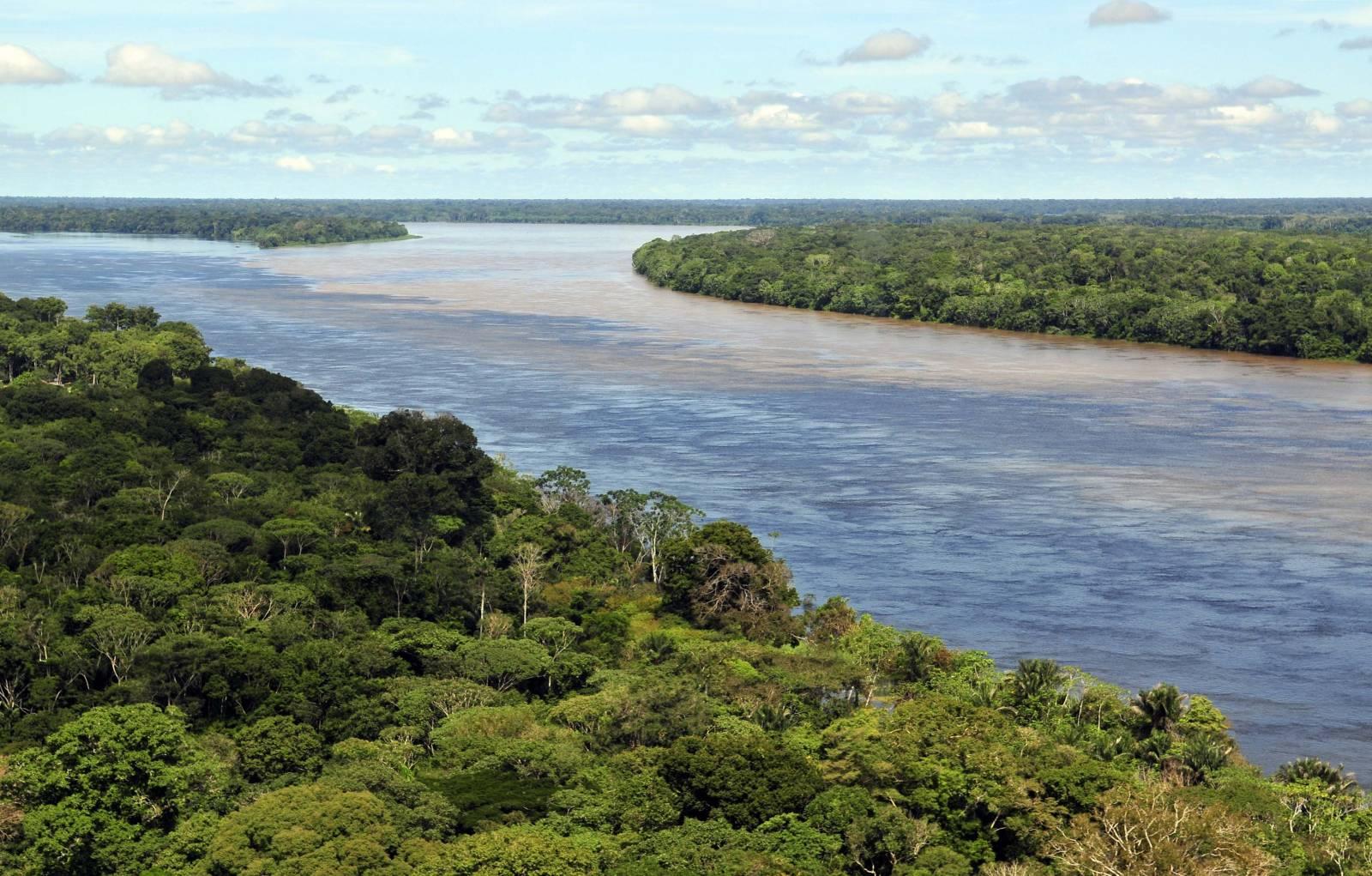 Croisière sur l'Amazone - Fleuve